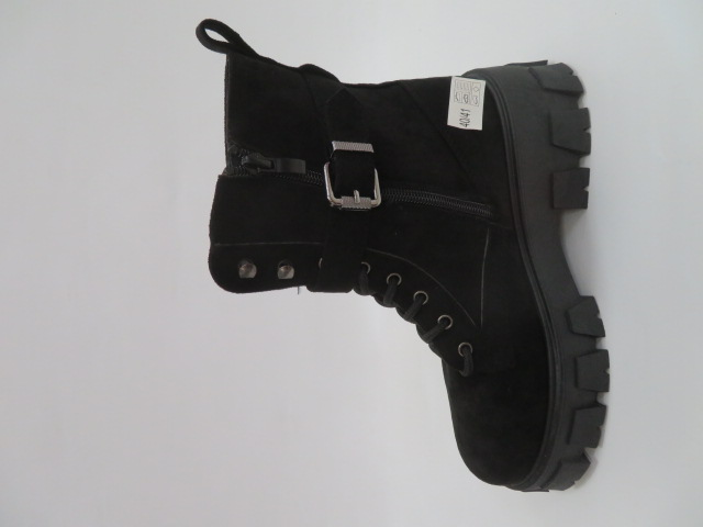 Botki Damskie VT008, Black, 36-41 2