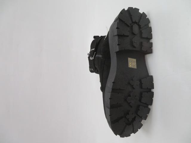 Botki Damskie VT008, Black, 36-41 3