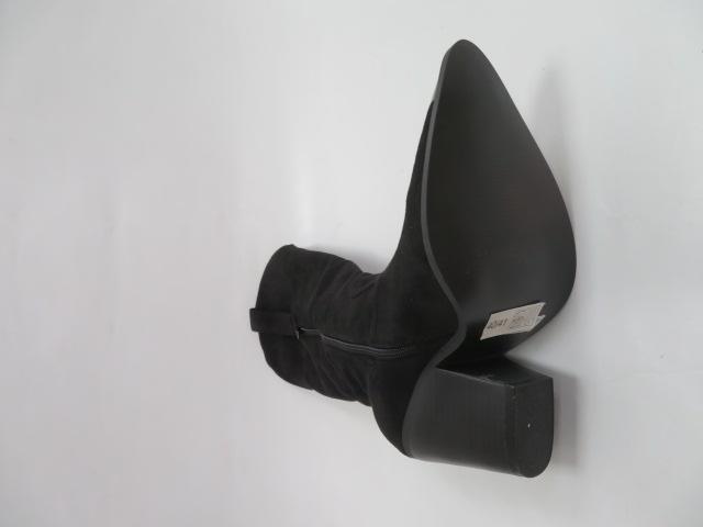 Botki Damskie 9352, Black, 36-41 4