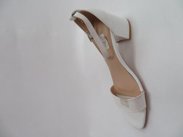 Sandały Damskie QL168, White, 36-41
