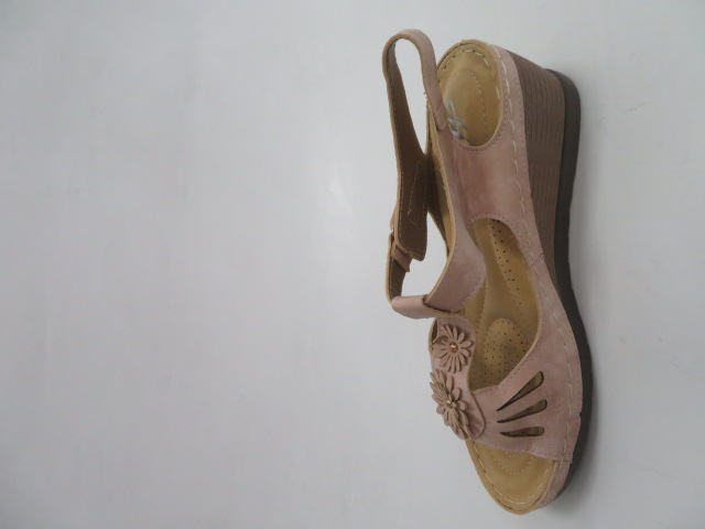 Sandały Damskie D-82, Pink, 36-41