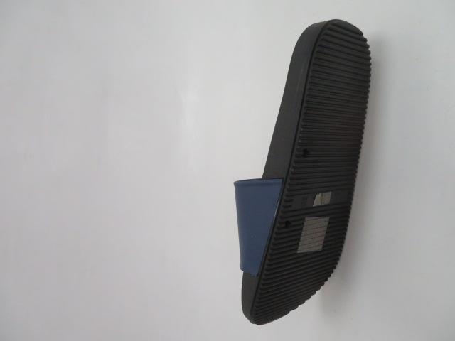 Klapki Damskie LS-37, Black/Blue , 36-41 3