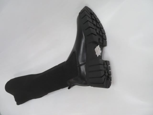 Kozaki Damskie QT12, Black, 36-41 3