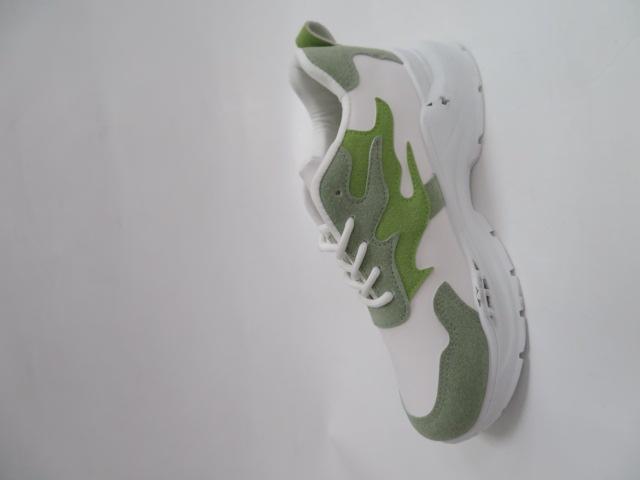 Sportowe Damskie FF-15, Green, 36-41