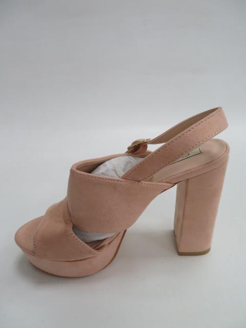 Czółenka Damskie 9R02, Pink, 36-41