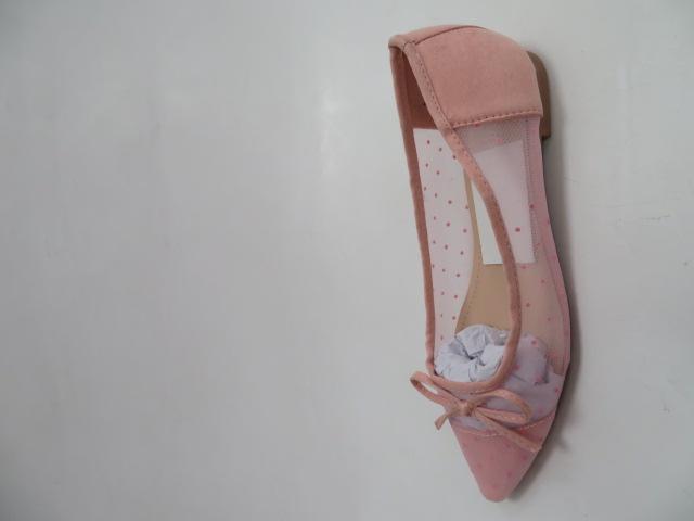 Baleriny Damskie IT119, Pink, 36-41