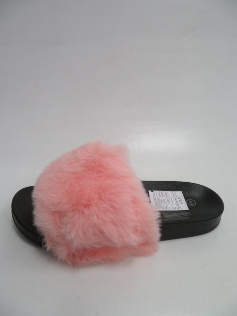 Klapki Damskie LE-398 , L/Pink, 36-41