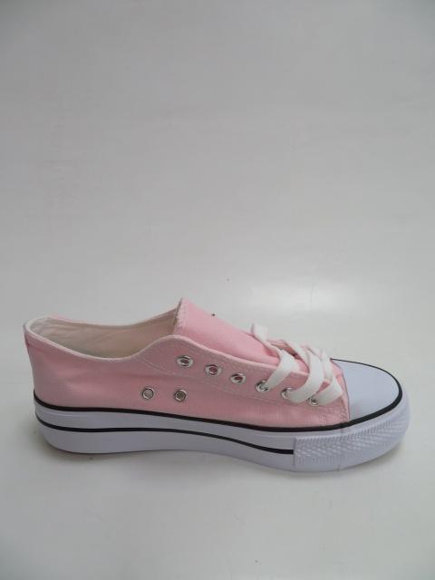 Trampki Damskie XL33, Pink , 36-41