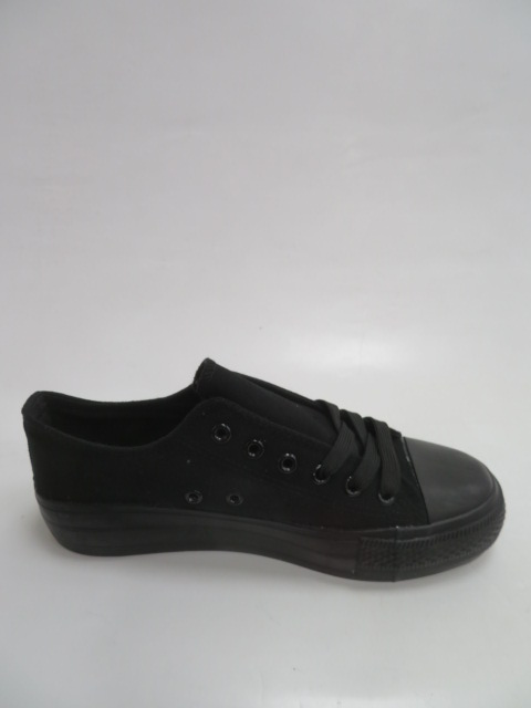 Trampki Damskie XL33, All black , 36-41
