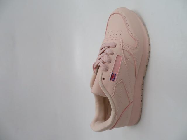 Trampki Damskie AB672, Pink, 36-41