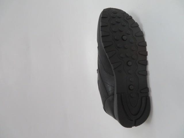 Sportowe Damskie KLQS-6, Black, 36-41