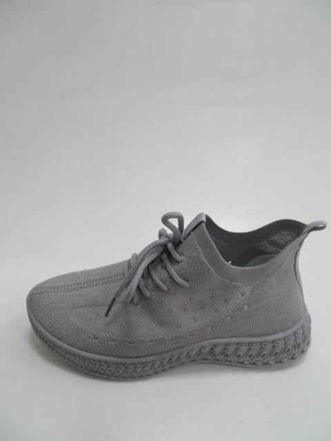Sportowe Damskie PC01 , Grey, 36-41