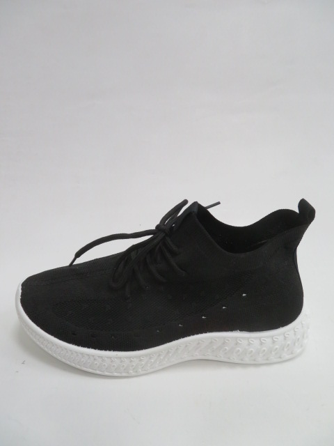 Sportowe Damskie PC01 , Black/White, 36-41