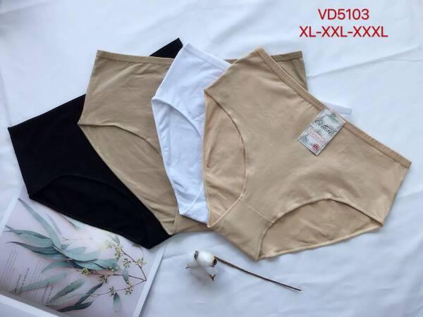 Majtki Damskie VD5103 MIX KOLOR XL-3XL