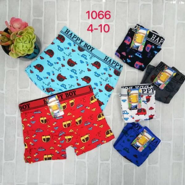 Bokserki Dziecięce 1066 MIX KOLOR 4-10
