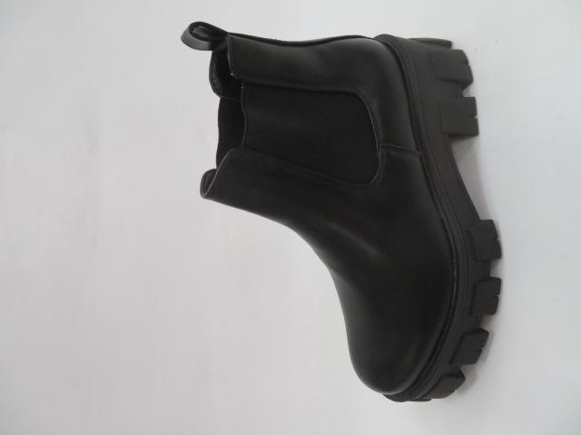 Botki Damskie NC1150, Black, 36-41