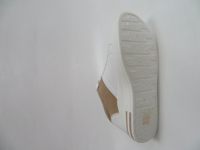 Trampki Damskie BO-713, White, 36-41 3