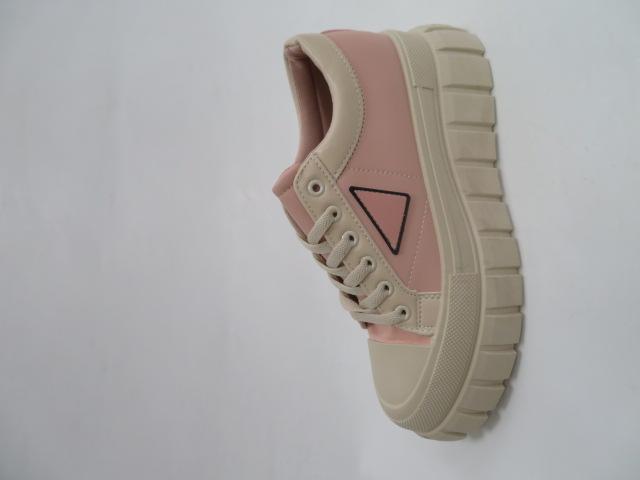Trampki Damskie BO-832, Pink, 36-41