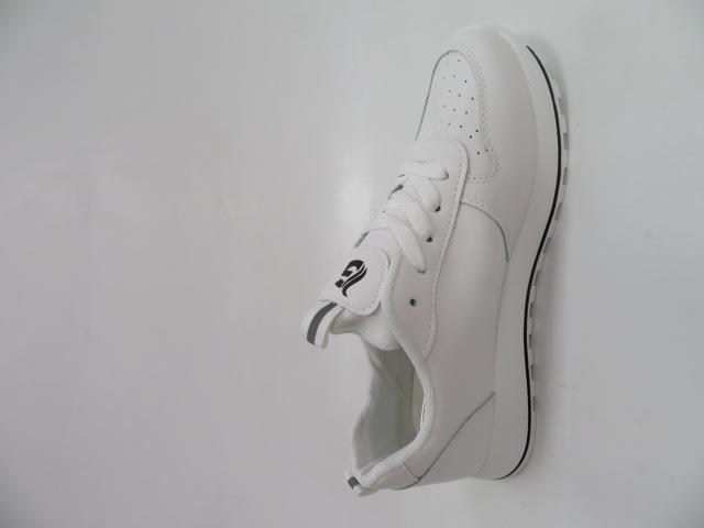 Sportowe Damskie X-8813, White, 36-41