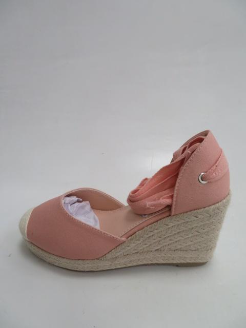 Czółenka Damskie 3303, Pink, 36-41