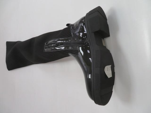 Kozaki Damskie FB32-1A, Black, 36-41 3