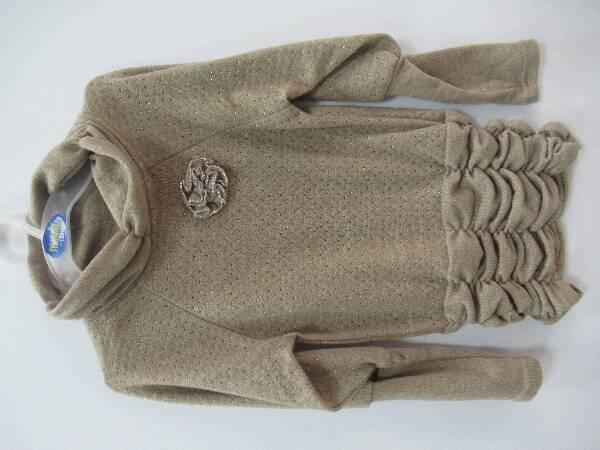 Sweter Dziewczęcy F8773 1 KOLOR 122-152