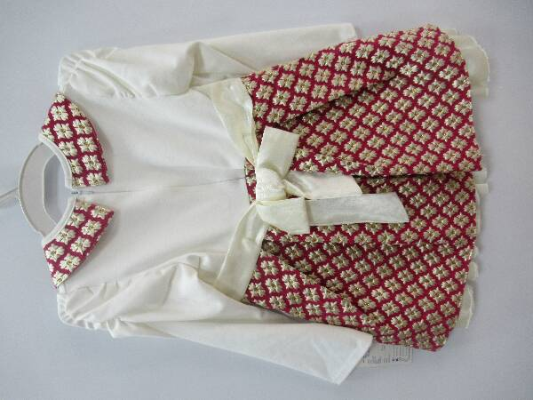 Bluzka Dziewczęca F8781 1 KOLOR 98-134