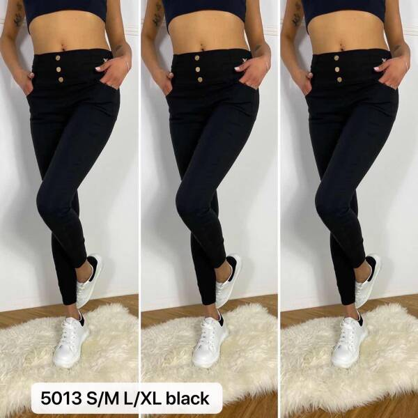 Spodnie Damskie 5013 1 KOLOR S/M-L/XL