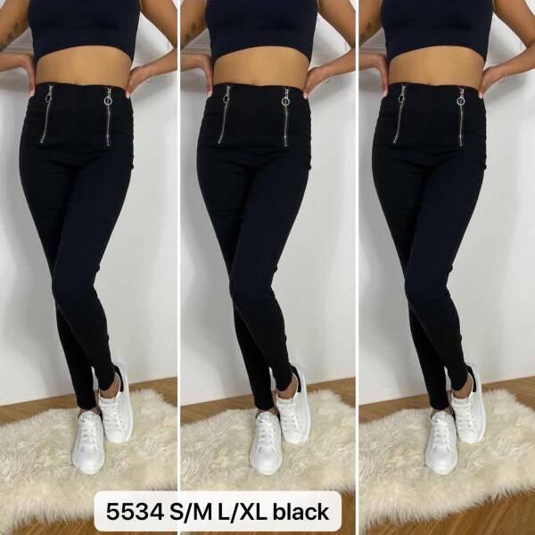 Spodnie Damskie 5534 1 KOLOR S/M-L/XL