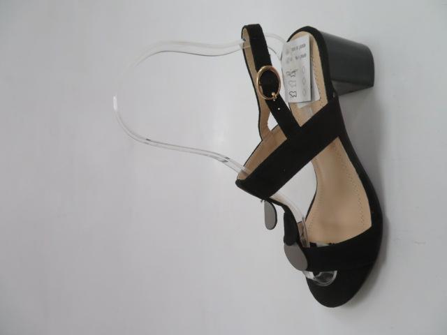 Sandały Damskie  BOS-60, Black, 36-41