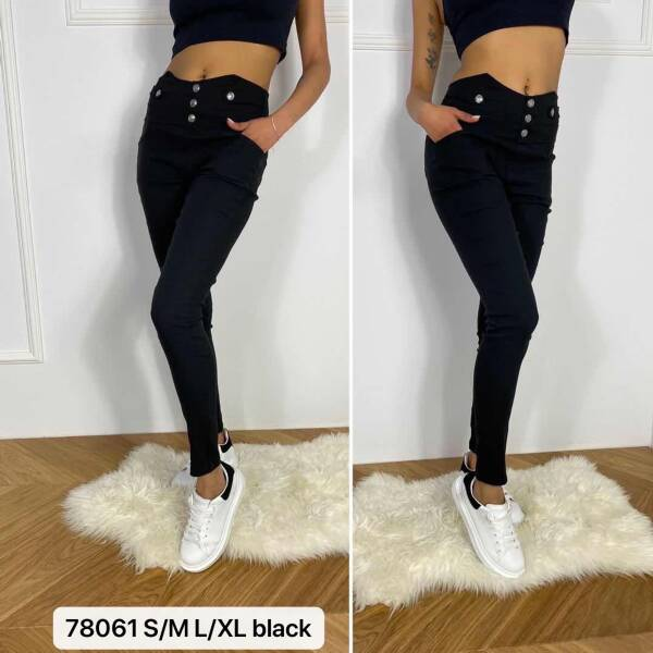 Spodnie Damskie 78061 1 KOLOR S/M-L/XL