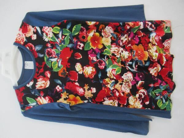 Bluzka Dziewczęca F8805 1 KOLOR 128-158