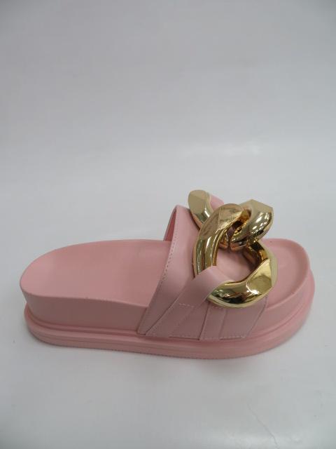 Klapki Damskie 2226, Pink, 36-41 1