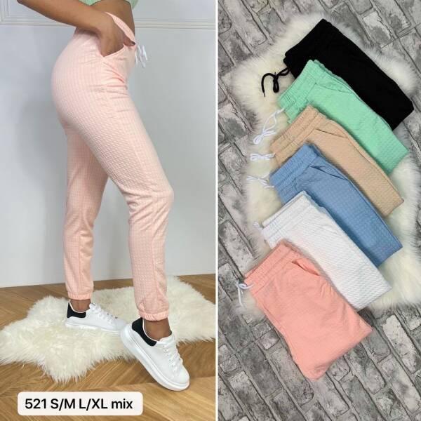Spodnie Damskie 521 MIX KOLOR S/M-L/XL 3