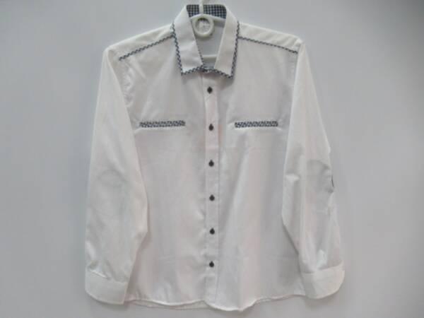 Koszula Chłopięca F8875 1 KOLOR 122-152