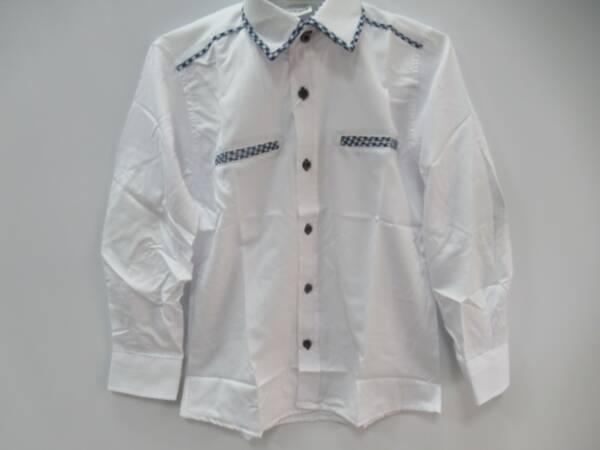 Koszula Chłopięca 7705 1 KOLOR 3-8