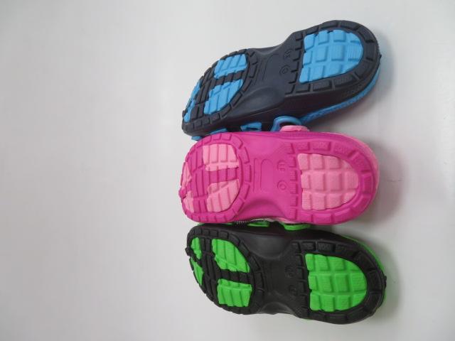 Klapki Dziecięce GY1011C, Mix 4 color, 30-35