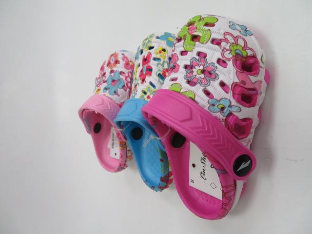 Klapki Dziecięce 6156-1,  Mix 3 color, 24-29