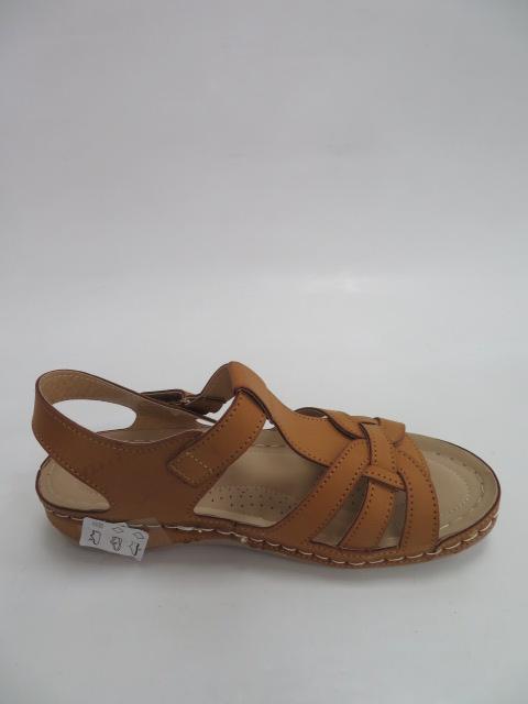 Sandały Damskie HC 2021-1, Khaki, 36-41