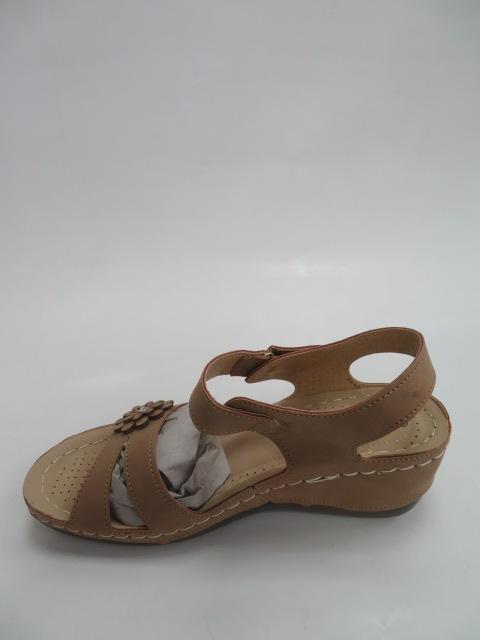 Sandały Damskie HC 2020, Khaki, 36-41