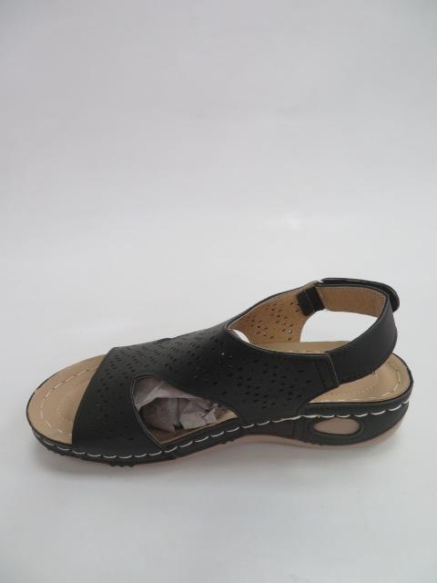 Sandały Damskie HC 2021-1, Black, 36-41