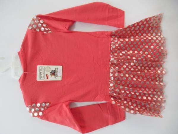 Sukienka Dziewczęca F8952 1 KOLOR 98-128 2