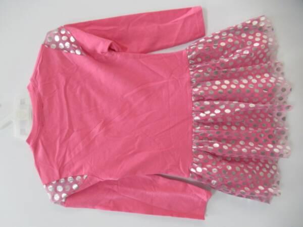 Sukienka Dziewczęca F8955 1 KOLOR 98-128