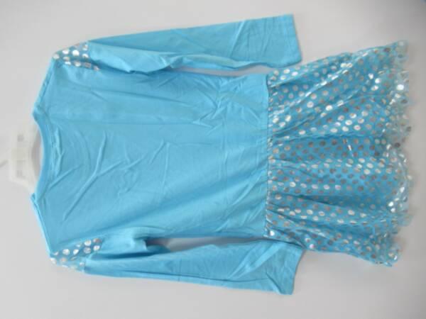 Sukienka Dziewczęca F8958 1 KOLOR 98-128 2