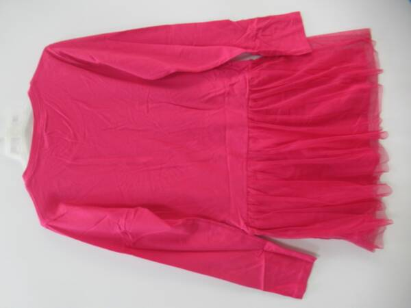 Sukienka Dziewczęca 2253  1 KOLOR 110-158 2
