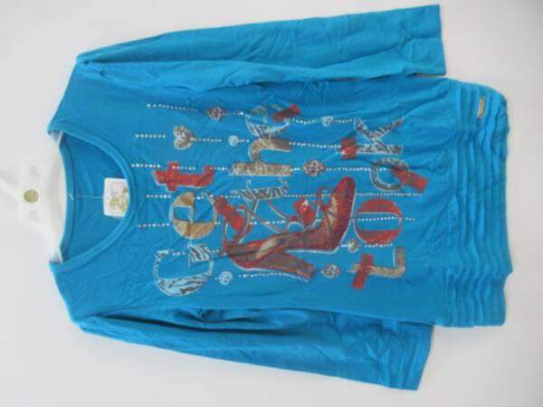 Bluzka Dziewczęca F9018 MIX KOLOR 122-152
