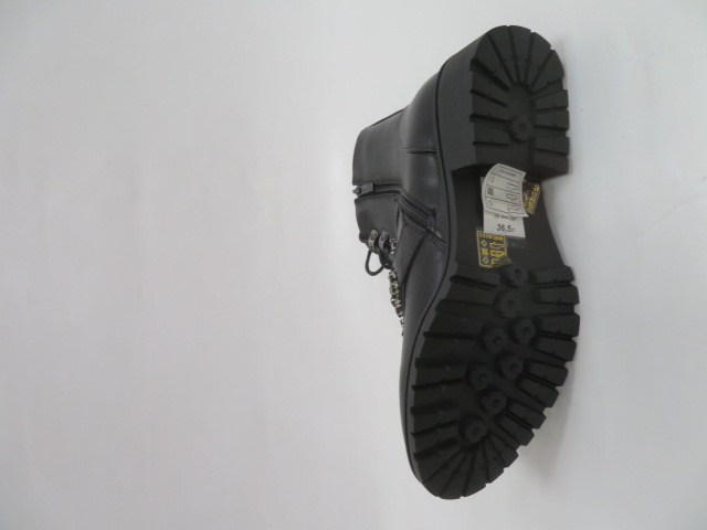 Botki Damskie G-7620, Black, 36-41 2