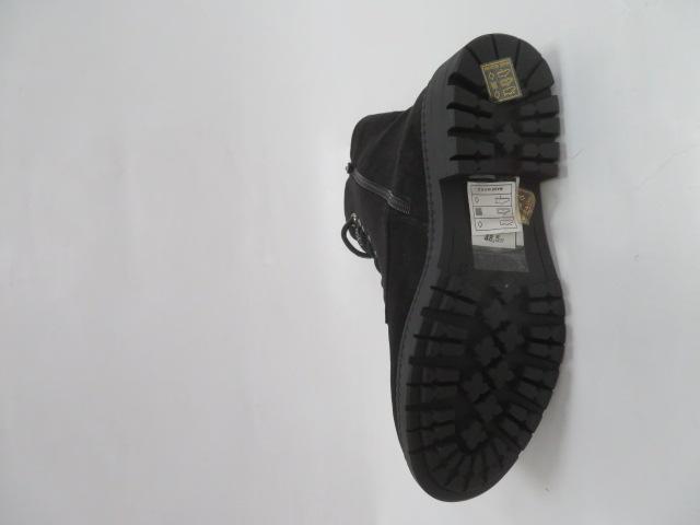 Botki Damskie J320, Black, 36-41 3