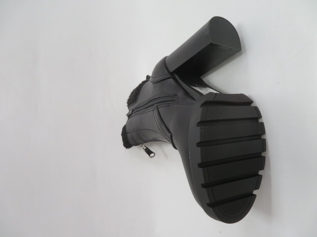 Botki Damskie M358, Black, 36-41 3