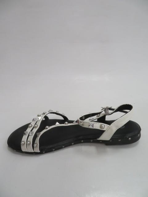 Sandały Damskie WL 196, White, 36-41